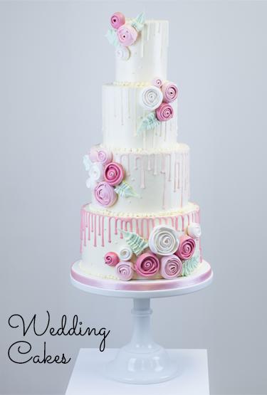 Wedding Cakes Congleton