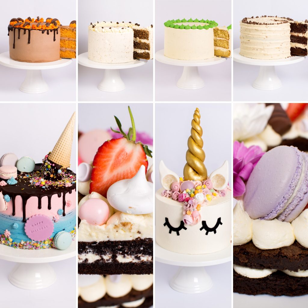 New Luxury Cakes Now Available Online